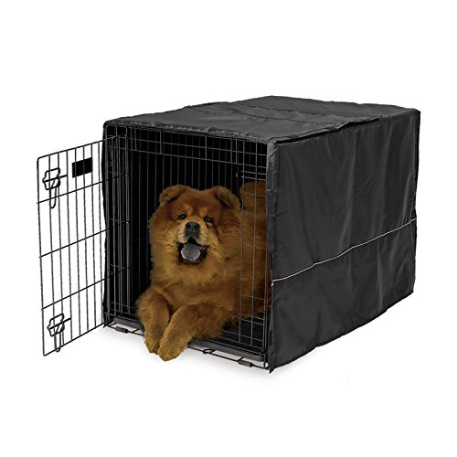 midwest-black-polyester-crate-cover-for-36-inch-wire-crates-36-inches-by-23-inches-by-25-inches
