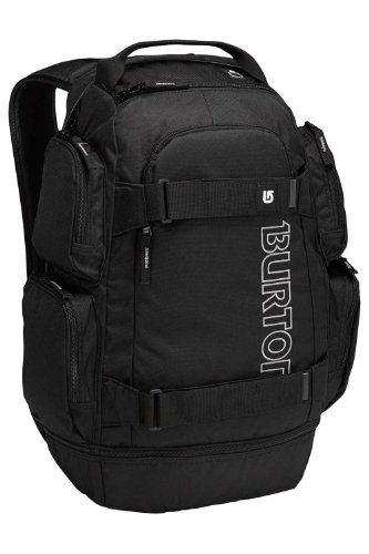 Burton Rucksack Distortion Pack, True Black, 47 x 29 x 20.5 cm, 11007100002 (Sonnenbrille Burton)