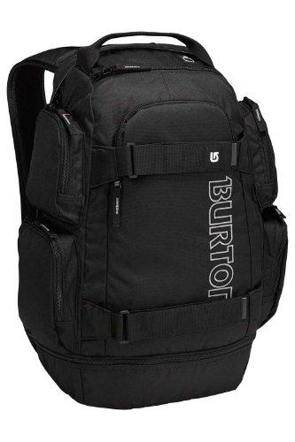 Burton Rucksack Distortion Pack, True Black, 47 x 29 x 20.5 cm, 11007100002 (Burton Sonnenbrille)