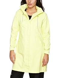 Lafuma - Abrigo para mujer, tamaño S, color amarillo