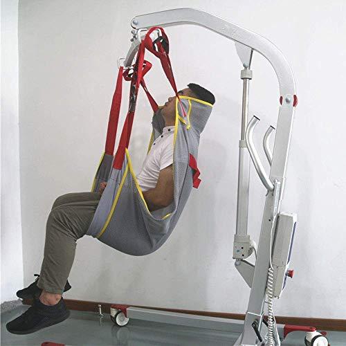 419N0B3rbhL - MYLW Completo Cuerpo Paciente Levantar Hondas,Correas de Transferencia de Equipos de elevación médica de Alta Resistencia