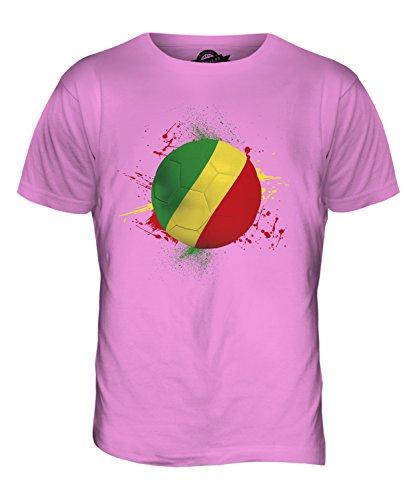 CandyMix Congo Fußball Herren T Shirt Rosa