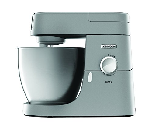 Kenwood kvl4100s Chef Knetmaschine Planetenmixer, 50 W, 6.7 Liters, Silver