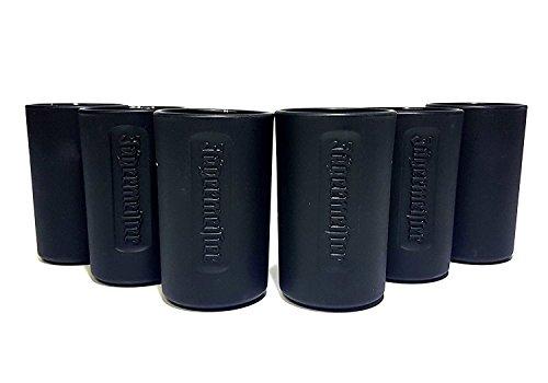 jagermeister-glaser-set-6-schwarze-shotglaser-2cl-geeicht