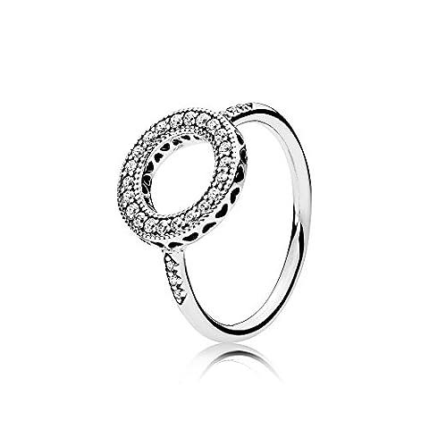 Pandora 191039CZ-52 Ring unendliche Herzen