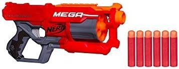 Joyeuses Nerf fêtes  Meilleure offre! Hasbro Nerf Joyeuses Mega Nstrike Cycloneshock f73963