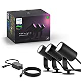 Philips Hue Ambiance Lily LED, Alluminio, Anthracite, Integriert, 8W 230V