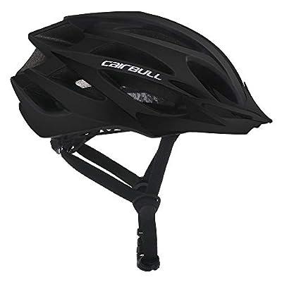 Cairbull Men/Women Intergrally-molded Cycling Helmet Bike Racing Helmet with Storage Backpack M/L 55-61 cm from RUIKODOM