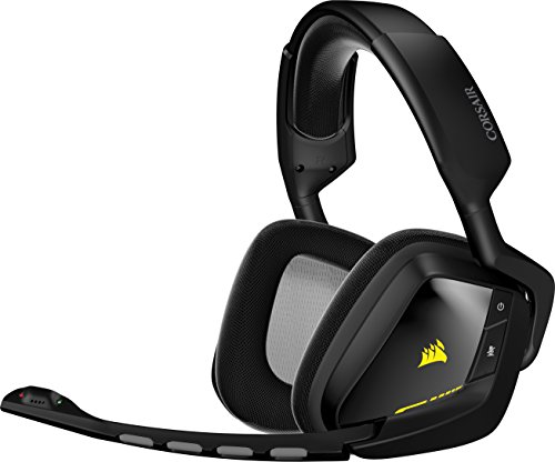 Corsair CA-9011132-EU VOID (RGB Wireless USB Dolby 7.1 Multi-Colour Komfort) Gaming Headset schwarz