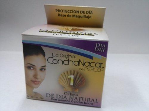 La Original Concha Nacar De Perlop # 1 Crema De Dia Natural by La Original