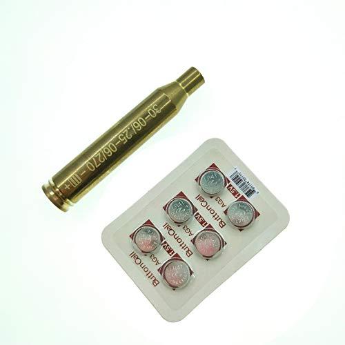Suphunter 30-06 25-06 270 Appareil De Mesure De Faisceau Laser Rouge BoreSight pour Fusils De Calibre 7.62 AR