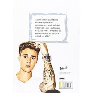Justin Bieber. Tutto su Justin. Con poster