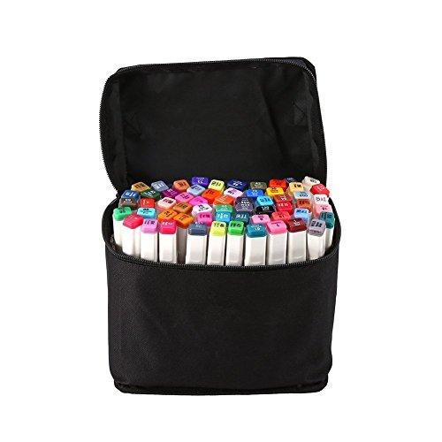 marcatori-permanenti-multicolore-pennarelli-per-disegno-arte-twin-tip-sketch-art-markers-matita-dell