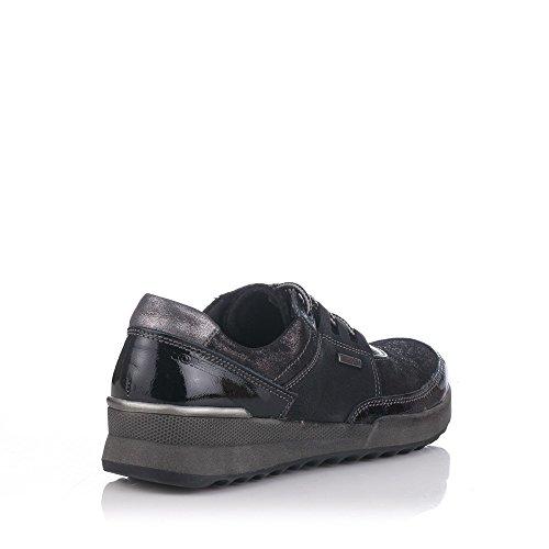 ROMIKA Victoria 01, Baskets Basses Femme Noir