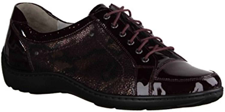 Mujeres Zapatos planos brunello rojo, (brunello) 496005 620 053