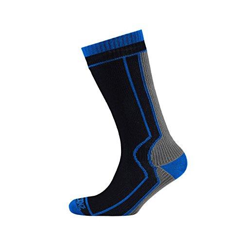 sealskinz waterproof  unisex thick mid-length socks
