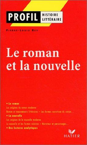 Le roman et la nouvelle