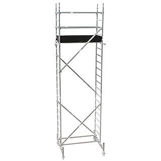 ALTEC Rollfix 600-S, Arbeitshöhe 6 m neu, inkl. Rollen (Ø 125 mm)
