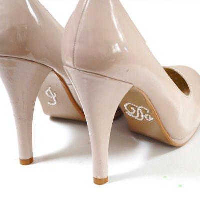 zapato-de-la-boda-i-do-efecto-nacarado-pegatinas-divertido-azulejos-ideal-para-bodas-etc
