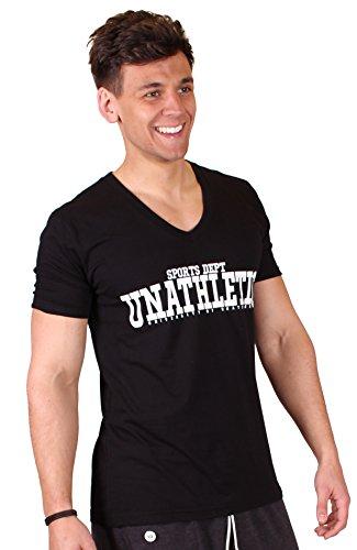 uow-camiseta-para-mujer-negro-black-v-medium