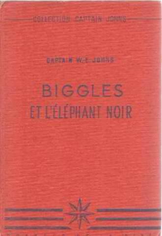 Biggles et l'éléphant noir