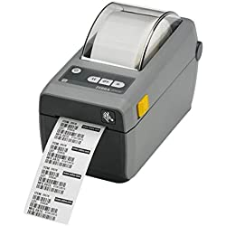 Zebra ZD410 Térmica Directa 203 x 203DPI - Impresora de Etiquetas (Térmica Directa, 203 x 203 dpi, 152 mm/s, 99,1 cm, 5,6 cm, EPL,EPL2,XML,ZPL,ZPL II)