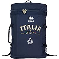 Errea Sporttasche/Rucksack italienische Nationalmannschaft offizielle Volleyball, Farbe Blau