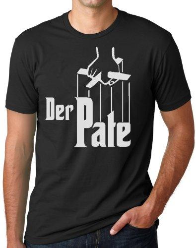 OM3 - DER PATE - T-Shirt The Godfather MAFIA New York USA...