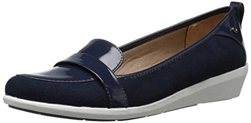 LifeStride Damen Nadia Navy 39.5 EU W - Detail Loafers