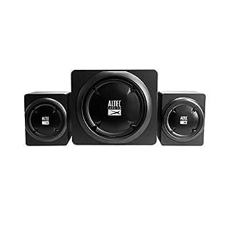 Altec Lansing AL-SND339F USB 2.1 Lautsprecher schwarz