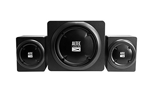 Altec Lansing Helix 2.1 Speakers 39W Negro Conjunto de Altavoces - Set...
