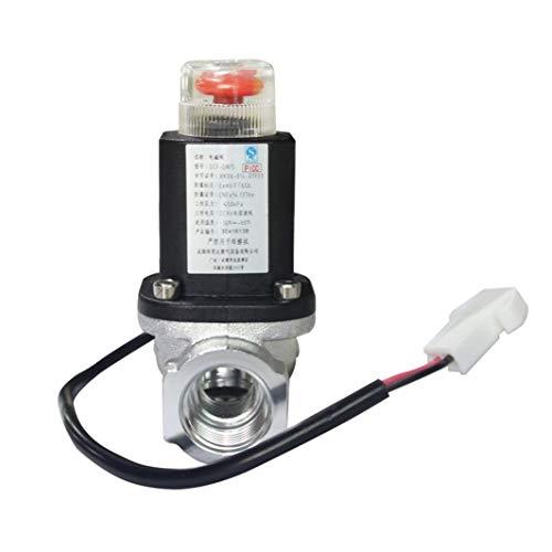 LPG-Erdgas-Notabsperrmagnetventil DC9V-12V für Hauptsicherheits-Warnungssystem für alarmierende Leckgas-Rohrleitung (Gas-rohrleitungen)