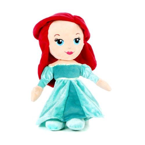Peluche Disney La Sirenita (25,4 cm)