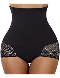 e8d80696e5 Gotoly Women Butt Lifter Shapewear Hi-Waist Tummy Control Body Shaper Panty Waist  Trainer