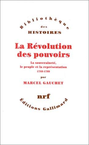 La Révolution des pouvoirs