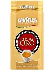 Lavazza Qualita ORO Coffee 250 g (Pack of 4)