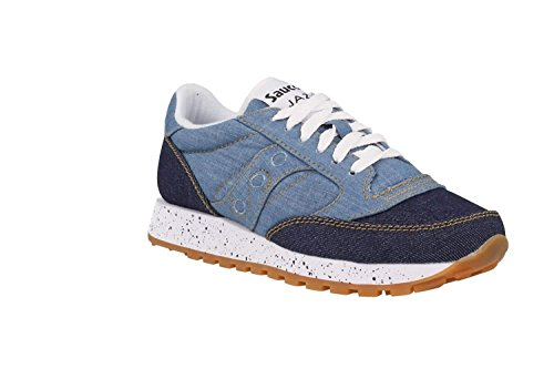 JAZZ BLU SLIPPER S60253-3 SAUCONY Denim Chiaro/Blu