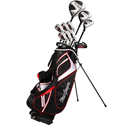 Macgregor 2017 CG1900X Complete Package Set Mens Golf Set - RIGHT HAND + Stand Bag