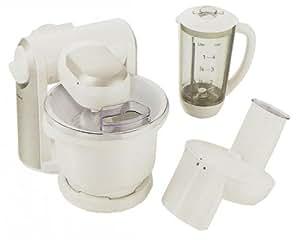 Silvercrest nombreuses robot culinaire 550 w blanc - Silvercrest robot cuisine ...