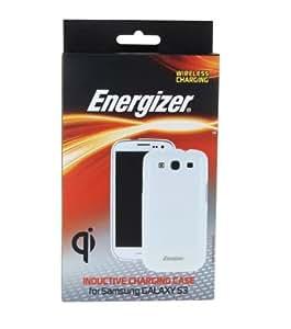 Energizer RXQIS3WH2 Coque à induction Qi pour Samsung Galaxy S3 Blanc