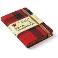 Macgregor Notebook: Waverley Genuine Scottish Tartan Notebook
