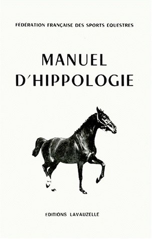 Manuel d hippologie