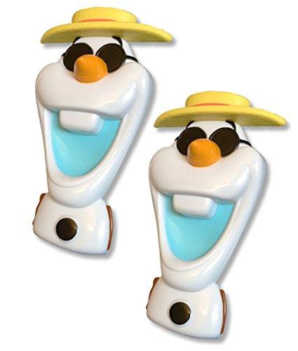 O2COOL Frozen Olaf Boca Clip
