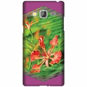 Samsung Z3 Silicon Back Cover -Multicolor Designer Cases Cover By Printland