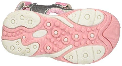 MASHA E ORSO  S17713gaz, Chaussures souples pour bébé (fille) Rose