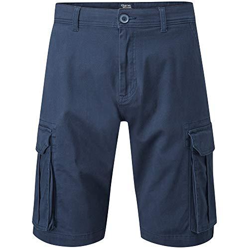 e64b3bebdddc2 Shorts et pantalons Charles Wilson Collection Essentiel Short Jogging Homme  en Jersey Uni Homme