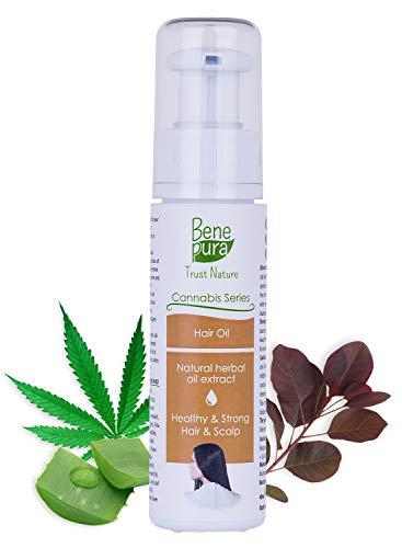 BenePura Aceite cabello 40 ml-Sano Fuerte-Cabello