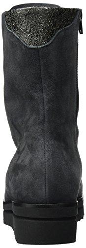 Semler Valeria, Stivali da Motociclista Donna grigio (grigio)
