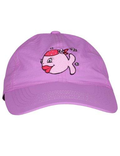 iQ-Company Kinder Cap IQ UV 200 Kids Jolly Fish Violet One size