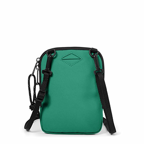 EASTPAK Buddy Traditional Navy Tagged Green